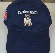 Fan's Best Friend Cubs Hat Cap Lid Comcast Sport Net Baseball Dog Embroidered