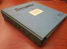 DREXEL FORKLIFT SWING MAST TECHNICAL MANUAL SLT-22-ESS