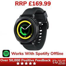 Samsung Gear Smart Watch SM-R600 Fitness Tracker Pristine Condition - Black