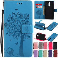 For Huawei Mate 10/ 20 Lite Card Slot Leather Wallet Flip Stand Phone Case Cover