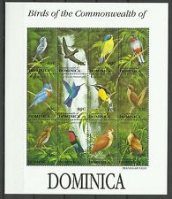 Dominique Dominica Oiseaux Martin Pecheur Kingfisher Birds Vogel ** 1993 20€