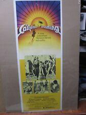vintage California Dreaming 1979 original poster  12501