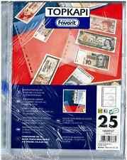 CF.25 BUSTE FAVORIT ART. 100460127 18X24 3 TASCHE FAVORIT PER BANCONOTE