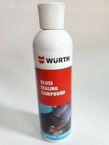 Wurth Gloss sealing compound 250ML