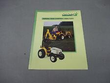 Cub Cadet Series 7000 Compact Tractors Sales Brochure   7260 7305 7300    Sale