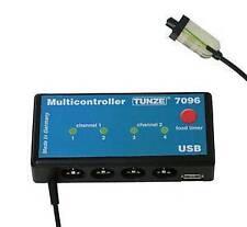 Tunze Multicontroller 7096 + LED Mondlicht und Fotozelle  Strömungscomputer