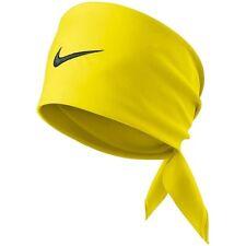 Brand NEW NIKE Tennis Bandana federer rafa nadal 411317-700 Sonic Yellow 2013