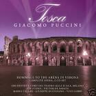 CD Tosca de Giacomo Puccini Opera en 3 Archivos 2CDs