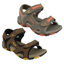 Sandales marron pour garçon de 2 à 16 ans