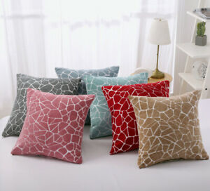 Nordic Design Cushion Covers Regular 18 inch (45 cm)  Soft Scatter Pillow Case