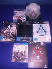 Assassins Creed Collector Editions Playstation 3 und Playstation 4