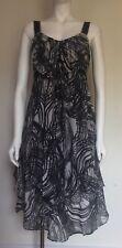 David Lawrence Silk Dress Size 12