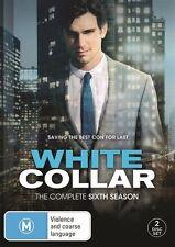White Collar : Season 6 (DVD, 2015, 2-Disc Set)