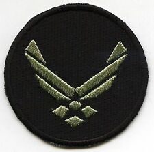 Stargate Sg1 Usaf Air Force Fully Embroidered Shoulder Iron-On Patch