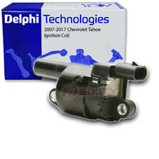 Delphi Ignition Coil for 2007-2017 Chevrolet Tahoe 5.3L V8 - Spark Plug th