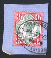 Royaume uni - N°:98 -VICTORIA -   USED-  CV  :30 € year 1887