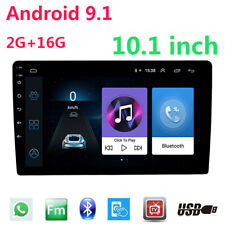 """Android 9.1 2DIN 10.1"""" Car Stereo Radio MP5 Player Bluetooth Touch Screen 2G+16G"""
