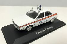 Atlas Editions - LEYLAND PRINCESS 'British Police Cars' - Model Scale 1:43