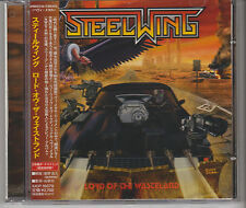Steelwing - Lord of the Wasteland + 1 bonus track JAPAN Edition