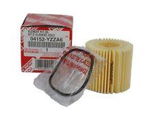 Toyota Genuine OEM Oil Filter 04152-YZZA6 Set of 5