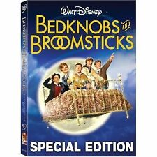 Bedknobs and Broomsticks Enchanted Musical Edition Region 1 DVD