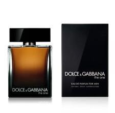 DOLCE & GABBANA THE ONE FOR MEN 100ML EAU DE PARFUM SPRAY BRAND NEW & SEALED