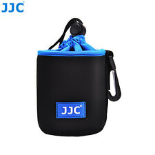 JJC 74 x 100mm Neoprene Lens Pouch Bag Case for Canon EF 50mm f/1.8 / f/1.4 Lens