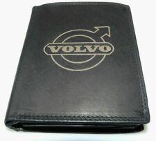 Volvo Logo Echt Leder Geld Börse Geldbeutel LKW PKW Auto V 40 60 XC Geldbörse