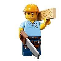 LEGO Series 13 Carpenter Minifigure #9 CMF 71008
