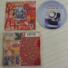 RARE CD ALBUM SNATCH - HOWIE B 11 TITRES 1999