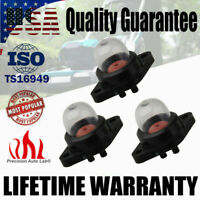 3Pack Chainsaw Primer Bulbs For Craftsman Poulan 530047213 530071835 188-513