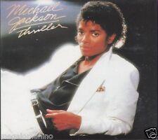 CD ♫ Compact disc **MICHAEL JACKSON ♦ THRILLER** nuovo sgillato Digipack