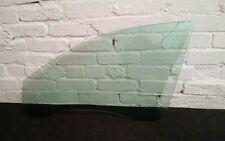 JAGUAR X TYPE NS PASSENGER SIDE FRONT DOOR WINDOW GLASS