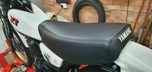 Motorcycle Seat Cover  YAMAHA XT250 Complete With Strap