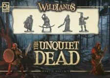 The Unquiet Dead - Wildlands Expansion - Osprey Games - Martin Wallace - NEW