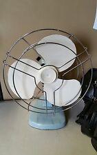 old vintage desk fan