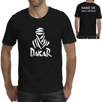 Paris Dakar Adventure Rally Printed T-shirt