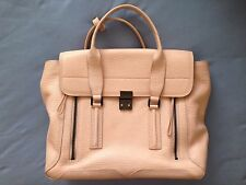 3.1 Phillip Lim 'Large Pashli' Leather Satchel in Light Pink $975