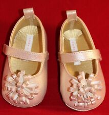 Laura Ashley - Size: infant 3 - Gold Flats with Strap - Used
