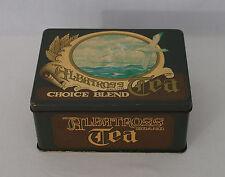 Vintage Albatross Brand Tea Choice Blend Tin (B5)