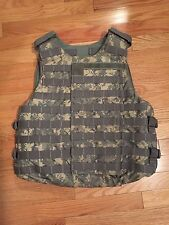 Medium point blank interceptor body armor vest IBA ACU