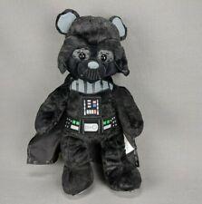 "Star Wars Darth Vader Build A Bear Workshop BAB BABW Stuffed Plush 18"""