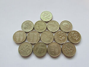£1 One Pound Coins Collectible FREE POST