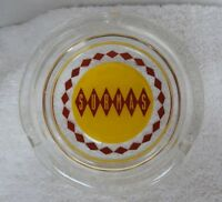 "1950's ""The Surmas Restaurant"" Chicago Homewood Flossmoor IL Ashtray Mint Shape"