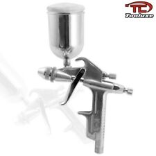 0.5mm Nozzle Pro Gravity Feed Mini Air Paint Spray Gun Compressor Tools Auto