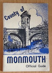 COUNTY OF MONMOUTH OFFICIAL GUIDE (1947?)