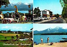 Drobollach am Faakersee , Ansichtskarte, ungelaufen