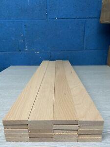 Steam Beech Timber Hardwood Offcuts 20 Length @ 48x10х600 Mm Long.