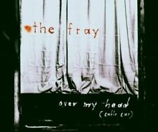 THE FRAY: OVER MY HEAD [CABLE CAR] – 3 TRACK CD SINGLE