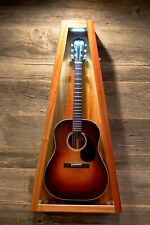 African Mahogany (Quarter Sawn) ClimaCase | Acoustic/Electric Guitar | Triangle